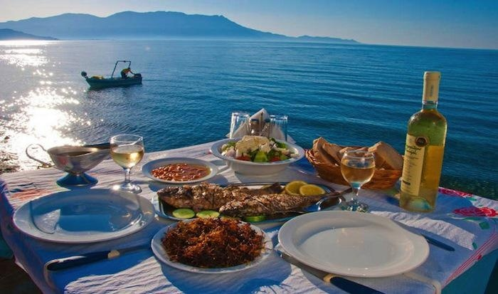 Greek cuisine – the knowledge of centuries