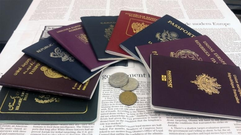 Passport and visa requirements for Greece
